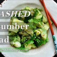 Refreshing Asian Cucumber Salad