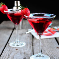 Cranberry Cocktail (Holiday Special)