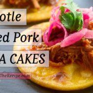 Chipotle Pork Masa Cakes