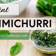 Mint Chimichurri