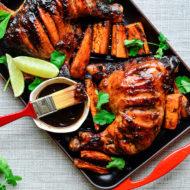 Sticky Tamarind Chicken